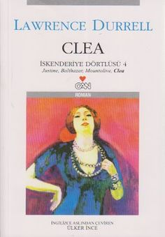 lawrence durrell..clea