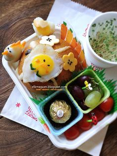 Cuisine Paradise | Singapore Food Blog | Recipes, Reviews And Travel: Happy Egg-Citing Easter!