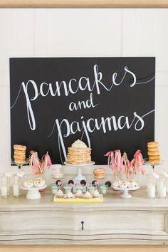 Pancakes and Pajamas: A. the best sleepover Party Idea Ever Pancakes and Pajamas: A. the best sleepover Party Idea Ever 13th Birthday Party Ideas For Girls, Birthday Sleepover Ideas, Sleepover Birthday Parties, Girl Sleepover, Adult Birthday Party, Birthday Party Themes, Girl Birthday, Sleepover Activities, Teen Parties