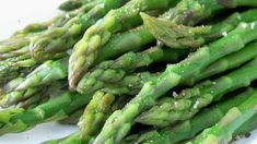 (Steamed Asparagus) i choose this because i always wanted to try asparagus. it looks like there are not alot of Ingredients.