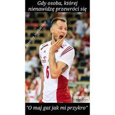 Aż mi się łezka zakręciła  #likezalike #follow4follow #humor #siatkówka #volleyball #polishvolleybal #mistrzowie #instagood #bartekkurek #kurek #6 #reprezentacjapolski #bialoczerwoni #mem #likezalike #komzakom #takasytuacja #beka #osoba #memysiatkarskie