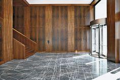 Bürogebäude in Basel, Vittorio Magnago Lampugnani, Joos & Mathys Architekten