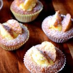 Lemon Curd Butterfly Cakes - simple, effective and attractive cupcakes. These butterfly buns are filled with creamy buttercream and a dollop of lemon curd. Pear And Almond Cake, Almond Cakes, Tart Recipes, Dessert Recipes, Desserts, Porter Cake, Cherry Bakewell Tart, Madeira Cake Recipe, Easy Lemon Curd