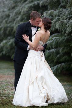 Colleen Miller Events, Charlottesville, Virginia | Virginia Wedding and Event Planner | Winter Wedding at King Family Vineyard, Crozet, VA