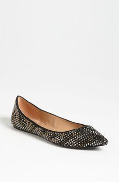 Night Out: Steve Madden 'Vegass-R' Flat #Nordstrom #Holiday