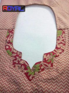 Neck line designp Chudithar Neck Designs, Salwar Neck Designs, Churidar Designs, Kurta Neck Design, Neck Designs For Suits, Blouse Back Neck Designs, Neckline Designs, Simple Kurti Designs, Kids Blouse Designs