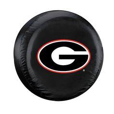 Georgia Bulldogs Tire Cover, Multicolor