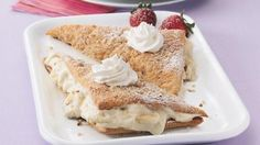 Crescent Dessert Recipes from Pillsbury.com