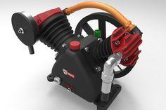 Compressor de Ar / Air Compressor