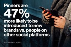 Pinterest has released a new infographic incorporating data from research agency Millward Brown, which includes a range of insights into how brands have been able to drive results from the platform.