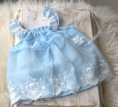 Baby Christmas Dress. Newborn Isabelle Angel by verityisabelle