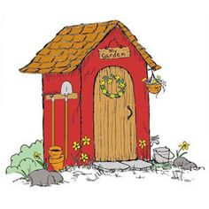 1000 images about cover me please on pinterest clip for Garden shed jokes