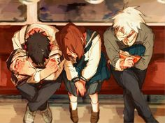 Obito Uchiha and Rin Noahara and Kakashi Hatake Naruto Vs Sasuke, Kakashi Hatake, Sasuke Sakura Sarada, Naruto Anime, Manga Anime, Evil Anime, Boruto, Naruhina, Team Minato