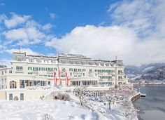 Grand Hotel Zell am See - Event Location Salzburger Land Hotel Zell Am See, Grand Hotel, Location, Mount Everest, Mountains, Partner, Nature, Spa, Hotels