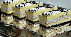 unt · - 20 biscuitzi simpli · - 100 ml cacao cu Romanian Desserts, Romanian Food, Fancy Desserts, Delicious Desserts, Yummy Food, Cookie Recipes, Dessert Recipes, Croatian Recipes, Dessert Bread