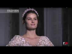 RALPH & RUSSO Full Show Spring Summer 2016 Haute Couture by Fashion Channel - YouTube