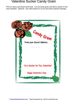 valentine's day grams ideas