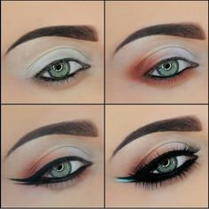 Shadow and liner