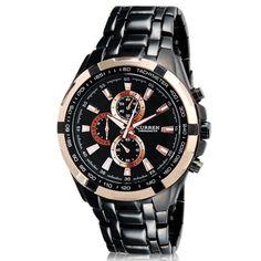 Men s Luxury Fashion Watch Sportovní Hodinky 04d12bfb8a