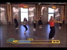 hiphop abs dance exercise workout zumba - YouTube
