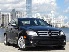 Mercedes Benz C300 2009 - planning for my next car this winter