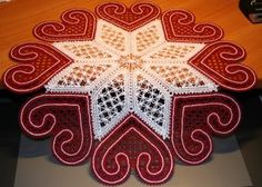 We're starting a class on this Valentine's project. Learn lace in the hoop---Jan 23, 2013. Call us to register