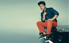 Bruno Mars 2013 Photoshoot