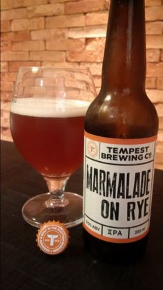Marmalade On Rye