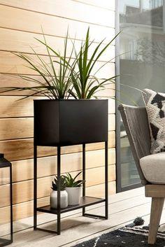 Trough Planters, Planter Pots, Metal Planters, Metal Trough, Buy Metal, Dream Garden, New Homes, Indoor, Uk Online