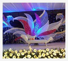 Image result for kerala wedding mandap