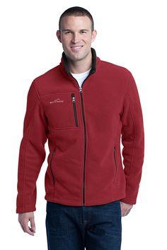 Eddie Bauer - Full-Zip Fleece Jacket. EB200