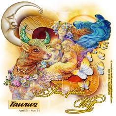 "MI RINCÓN GÓTICO: ZODIACOS DE JOSEPHINE WALL ""PISCIS"", ""ARIES"", ""Tauro"" Virgo, Josephine Wall, Capricorn, Taurus, Sagittarius, Virgos"