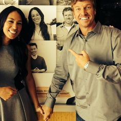 LOVE this show.  I watch and re-watch episodes.  16 Things You Didn't Know About Fixer Upper's Chip and Joanna Gaines