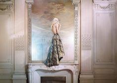 Sasha Luss by Ryan McGinley for Dior Addict