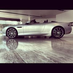 Another pic from my rounds today #astonmartin #virage #volante - @autometh- #webstagram