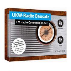 Franzis UKW-Radio Bausatz (zum Stecken)
