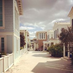 Seaside, Fl --- You should go here! Seaside Florida, Seaside Beach, Florida Travel, Florida Trips, Places To Travel, Places To Go, Beach Properties, Ocean Sounds, Heaven On Earth