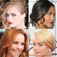 Tendencia de Maquillaje y Peinado para este Verano ¡Las Artistas lo llevan así! #GlowTips #GlowBeautyRD
