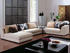 Home Design Suggestions Living Room Modern, Living Room Chairs, Living Room Designs, Living Room Decor, Sofa Design, Furniture Design, Interior Design, Couch And Chair Set, Interior And Exterior Angles