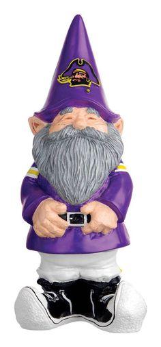 ECU - East Carolina University gnome