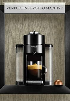 Introducing the VertuoLine Evoluo Coffee Machine: this new masterpiece by Nespresso is perfect for creating delightful recipes. This kitchen essential would be the ideal holiday gift for the coffee lover in your life.