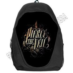 Backpack Bag- Pierce The Veil PTV School College Backpack Bag for School #1