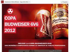 Budweiser - Resumen Copa Budweiser 6v6 2012