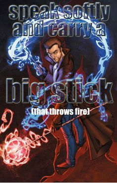 For the Dresden Files fans!