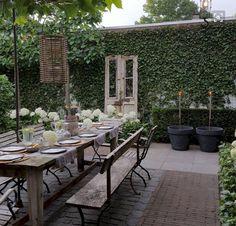 120 stunning romantic backyard garden ideas on a budge (109)