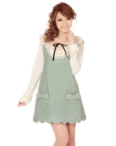 I wanna look cute in stuff like that Gyaru Fashion, Lolita Fashion, Cute Fashion, Asian Fashion, Look Fashion, Retro Fashion, Fashion Outfits, Pretty Outfits, Cute Outfits
