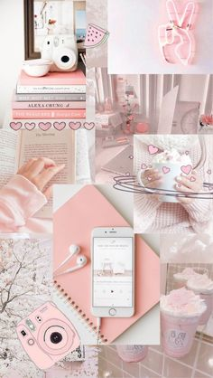 Christmas wallpaper aesthetic collage Ideas for 2019 Wallpaper Pastel, Pink Wallpaper Iphone, Cute Patterns Wallpaper, Iphone Background Wallpaper, Retro Wallpaper, Galaxy Wallpaper, Disney Wallpaper, Girl Wallpaper, Cartoon Wallpaper