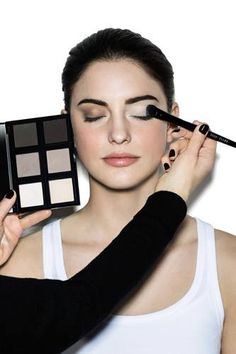 Bobbi Brown Claudia Kim Fall 2015 Collection