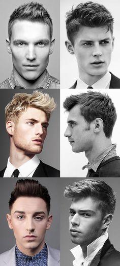 awesome Die 5 besten Männer schließen Boden und Zargen Frisuren