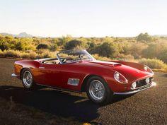 フェラーリ(1955 Ferrari 410S)